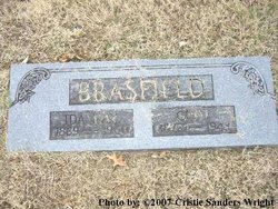 Ida May <i>Hatcher</i> Brasfield