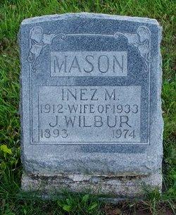 Inez M <i>Ropp</i> Mason