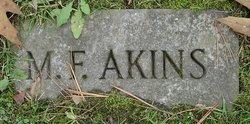 Margaret Frances <i>Grass</i> Akins