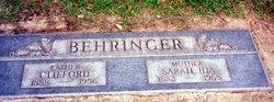 Clifford Behringer
