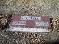 Ruth <i>Basham</i> Cottrell