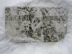 Dorothy Josephine Barnhart