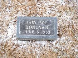 Baby Boy Donovan