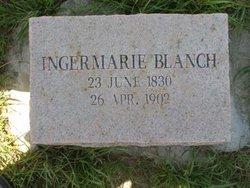 Inger Marie <i>Mikkelsen</i> Blanch