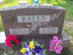Ralph Edgar Bales