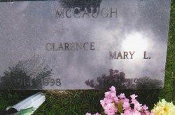 Mary Lucille <i>Basham</i> McGaugh