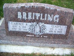 Clarence August Breitling