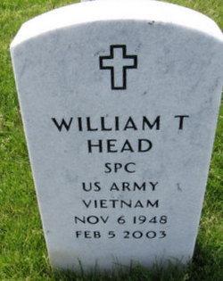 William T Head