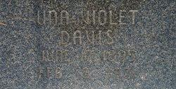 Una Violet <i>Rives</i> Davis