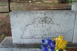 Oscar D Bates