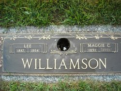 Maggie <i>Chambers</i> Williamson