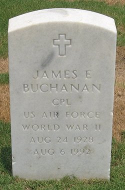 Corp James Eugene Buchanan