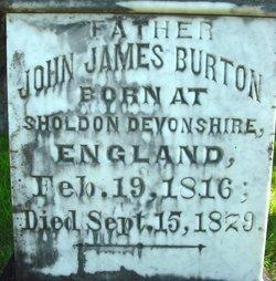 John James Burton