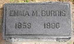 Emma Elizabeth <i>Morgan</i> Burris
