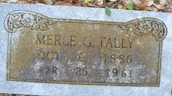 Merle <i>Gentry</i> Tally