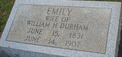 Emily <i>Fleming</i> Durham
