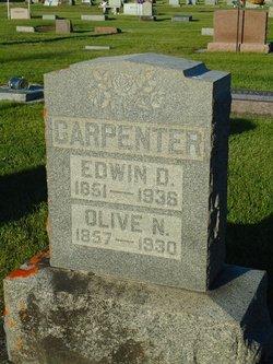 Edwin D Carpenter