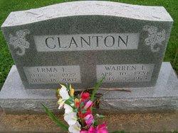 Warren Lucene Clanton