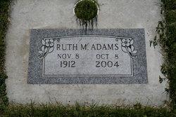 Ruth Madeline <i>Lords Edwards</i> Adams