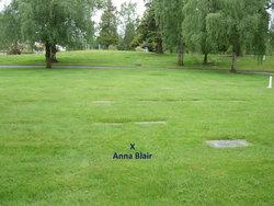 Anna Martha <i>Andersdatter Holte</i> Blair