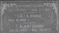 Lucy A Bardue