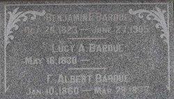 Lucy America <i>Baty</i> Bardue