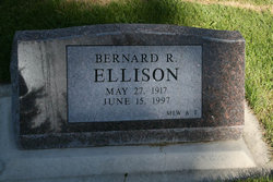 Bernard R Ellison