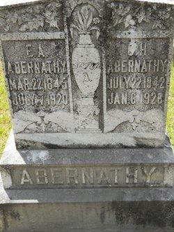 E A Abernathy