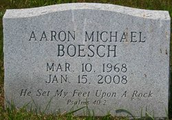Aaron Michael Boesch