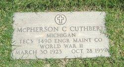 McPherson Carson Cuthbert