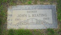 John L Keating
