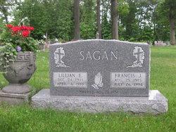 Francis J Sagan