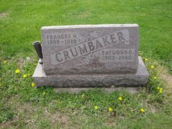 Frances N. <i>Paul</i> Crumbaker