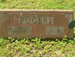 Helen S <i>Wilkin</i> Rogers