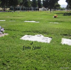 Fredonia Freda <i>Fenly</i> Stone
