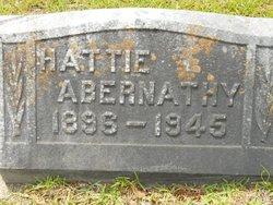 Hattie Abernathy