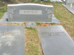Mrs Evelyn <i>King</i> Barfield