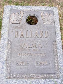 Alma Ballard