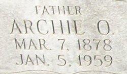 Archie O. Barnard