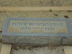 Peter Blackstone