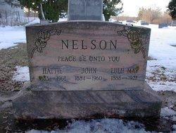 Lulu May <i>Christopherson</i> Nelson