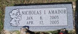 Nicholas Isaiah Amador