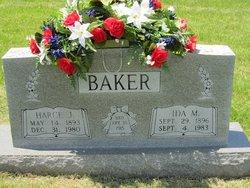 Ida M Baker