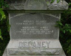 Margaret <i>Hines</i> Delaney