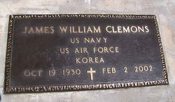 James William Clemons