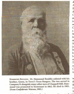 Dr Hammond Bouldin
