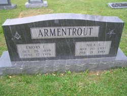 Emory Earl Armentrout