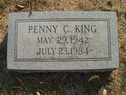 Penny C <i>Matson</i> King