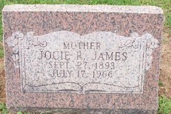 Jocie R. James