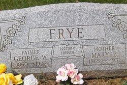 Mary Elizabeth <i>Magers (Majors)</i> Frye